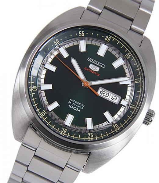Vyriškas laikrodis Seiko 5-automat SRPB13K1 Paveikslėlis 2 iš 4 310820178385