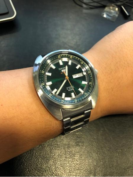Vyriškas laikrodis Seiko 5-automat SRPB13K1 Paveikslėlis 3 iš 4 310820178385