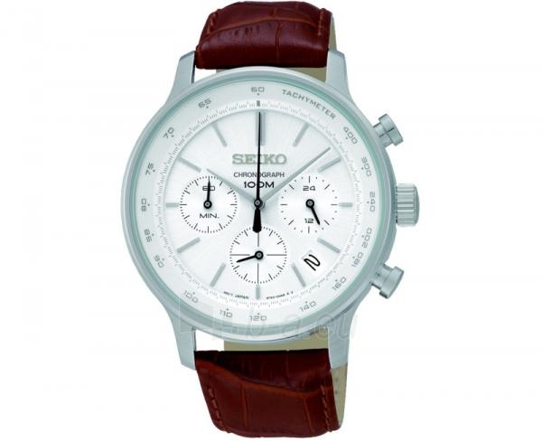 Vīriešu pulkstenis Seiko Chronograf SSB169P1 Paveikslėlis 1 iš 1 310820028069