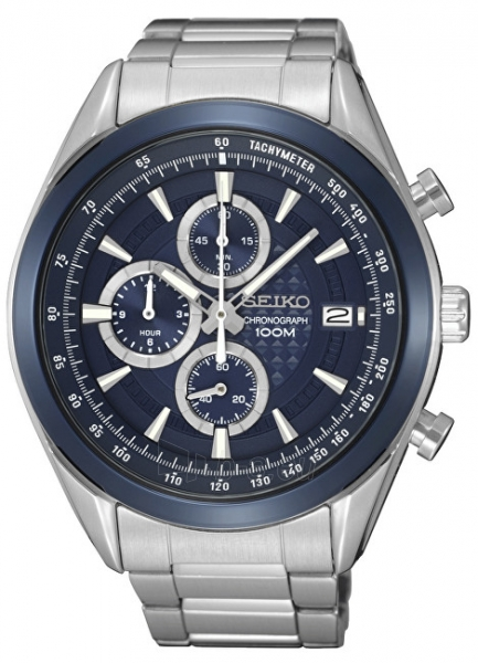 Vyriškas laikrodis Seiko Chronograf SSB177P1 Paveikslėlis 1 iš 1 310820111105