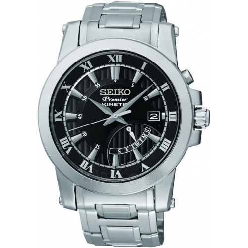 Men's watch Seiko Premier Kinetic SRN039P1 Paveikslėlis 1 iš 6 30069606244