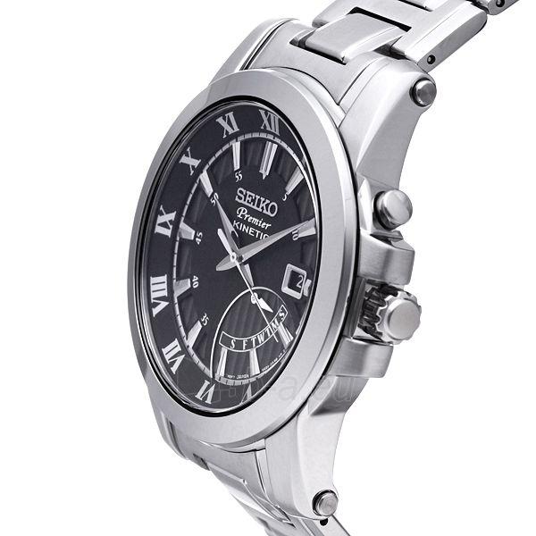 Men's watch Seiko Premier Kinetic SRN039P1 Paveikslėlis 2 iš 6 30069606244