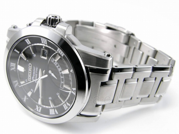 Men's watch Seiko Premier Kinetic SRN039P1 Paveikslėlis 3 iš 6 30069606244