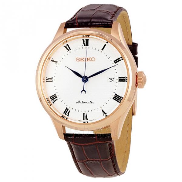Male laikrodis Seiko Premier SRP772K1 Paveikslėlis 1 iš 4 310820113037