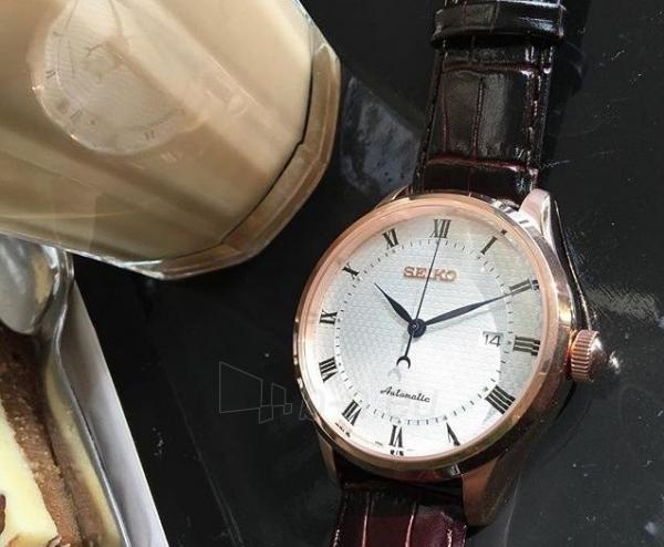 Male laikrodis Seiko Premier SRP772K1 Paveikslėlis 3 iš 4 310820113037