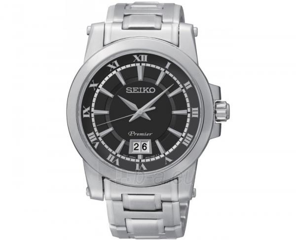 Male laikrodis Seiko Premier SUR015P1 Paveikslėlis 1 iš 1 310820028063