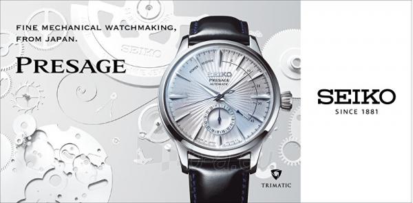 Vīriešu pulkstenis Seiko Presage Cocktail Time SSA345J1 Paveikslėlis 3 iš 7 310820183752