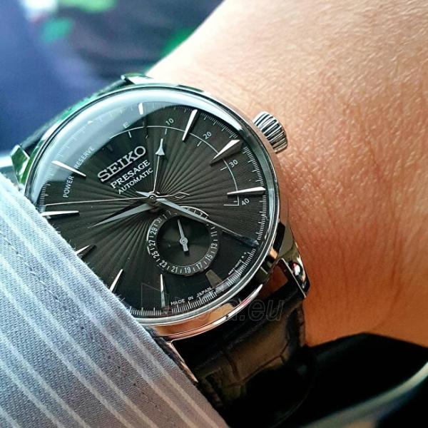 Vīriešu pulkstenis Seiko Presage Cocktail Time SSA345J1 Paveikslėlis 4 iš 7 310820183752