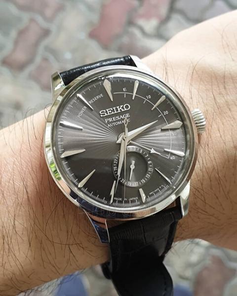 Vīriešu pulkstenis Seiko Presage Cocktail Time SSA345J1 Paveikslėlis 5 iš 7 310820183752