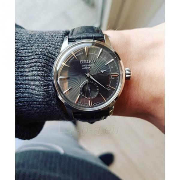 Vīriešu pulkstenis Seiko Presage Cocktail Time SSA345J1 Paveikslėlis 6 iš 7 310820183752