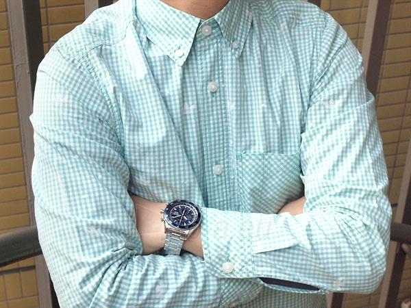 Vyriškas laikrodis Seiko SNDG55P1 Paveikslėlis 2 iš 2 310820110922