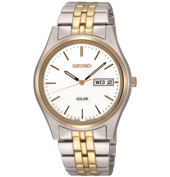 Vyriškas laikrodis Seiko SNE032P1 Paveikslėlis 1 iš 1 310820139726