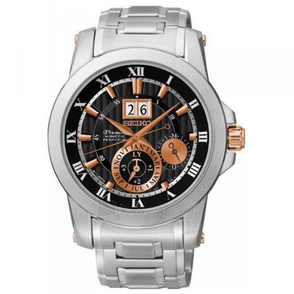 Male laikrodis Seiko SNP098P1 Paveikslėlis 1 iš 1 30069609110