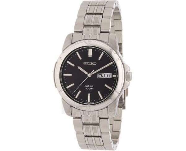 Vyriškas laikrodis Seiko Solar SNE093P1 Paveikslėlis 1 iš 1 310820028053