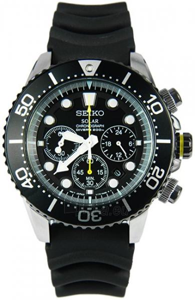 Vyriškas laikrodis Seiko Solar SSC021P1 Paveikslėlis 1 iš 4 310820110909