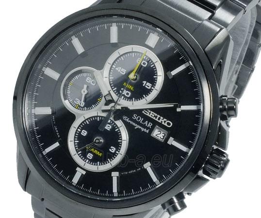Vyriškas laikrodis Seiko Solar SSC495P1 Paveikslėlis 2 iš 5 310820125743