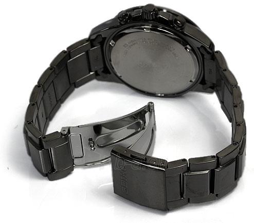 Vyriškas laikrodis Seiko Solar SSC495P1 Paveikslėlis 3 iš 5 310820125743