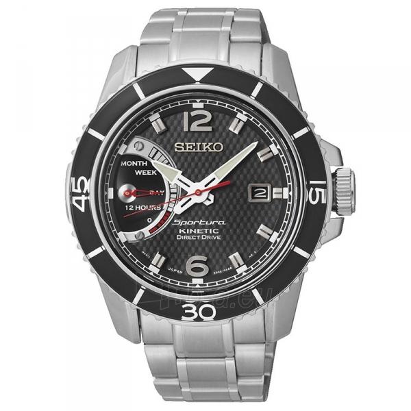 Male laikrodis Seiko SRG019P1 Paveikslėlis 1 iš 1 30069609121