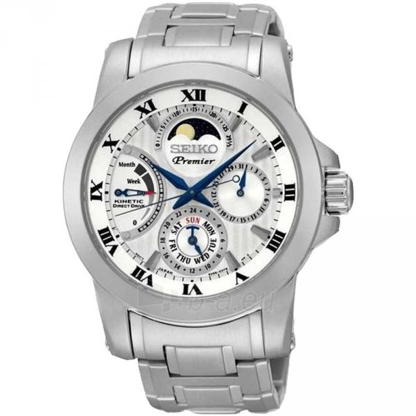 Male laikrodis Seiko SRX011P1 Paveikslėlis 1 iš 1 310820069083