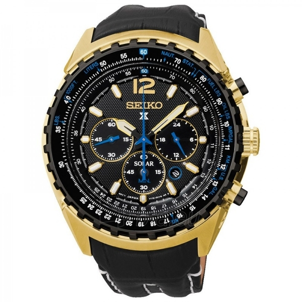 Vīriešu pulkstenis Seiko SSC264P1 Paveikslėlis 1 iš 1 30069609137