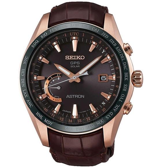 Vyriškas laikrodis Seiko SSE096J1 Paveikslėlis 1 iš 1 310820105223