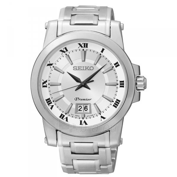 Vīriešu pulkstenis Seiko SUR013P1 Paveikslėlis 1 iš 1 30069609140