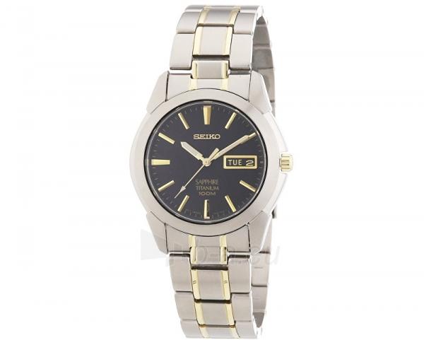 Vyriškas laikrodis Seiko Titanium SGG735P1 Paveikslėlis 1 iš 1 310820028052