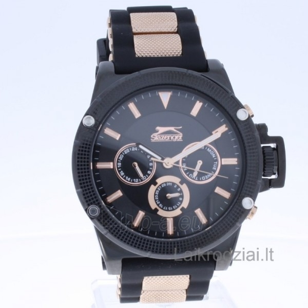 Vīriešu pulkstenis Slazenger DarkPanther SL.9.1064.2.02 Paveikslėlis 1 iš 7 30069606258