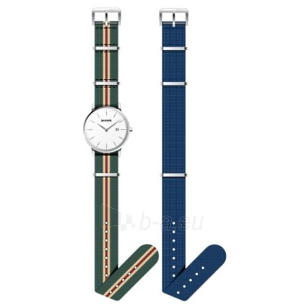Vyriškas laikrodis SLAZENGER Retro SL.9.1980.1.19 Paveikslėlis 1 iš 5 310820062560