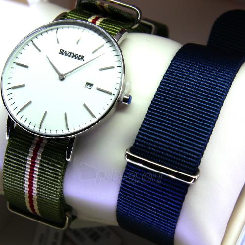 Vyriškas laikrodis SLAZENGER Retro SL.9.1980.1.19 Paveikslėlis 3 iš 5 310820062560