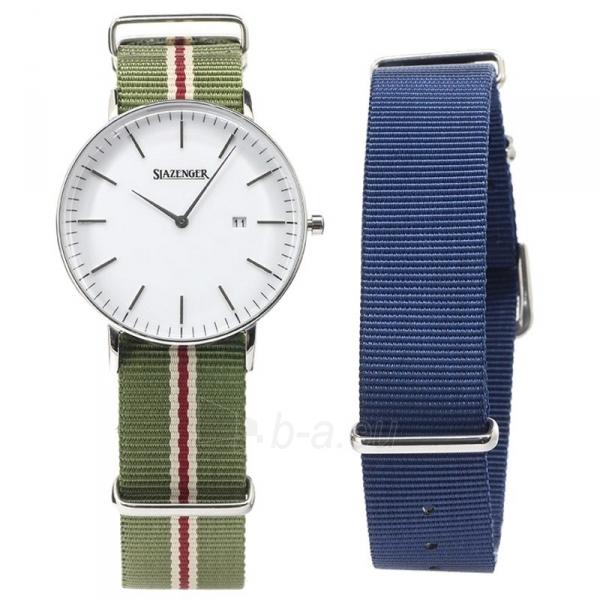 Vyriškas laikrodis SLAZENGER Retro SL.9.1980.1.19 Paveikslėlis 4 iš 5 310820062560
