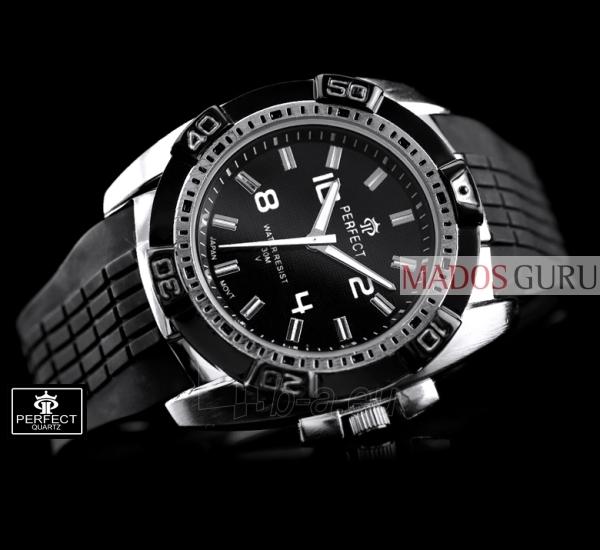Sporta stils Perfect pulkstenis PFSD01S Paveikslėlis 2 iš 4 30069600752