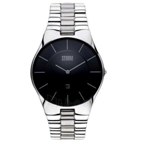 Vyriškas laikrodis STORM  SLIM-X XL BLACK Paveikslėlis 1 iš 1 30069609300