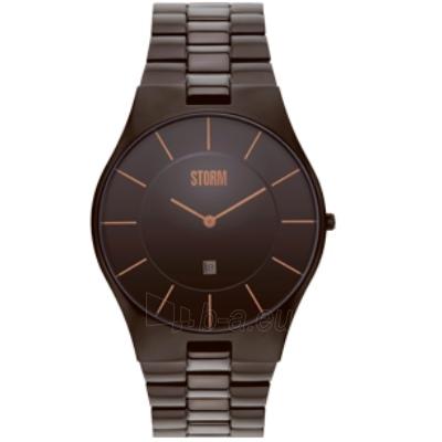 Vīriešu pulkstenis STORM  SLIM-X XL BROWN Paveikslėlis 1 iš 1 30069609301