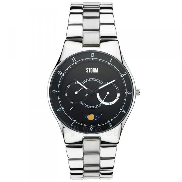 Vyriškas laikrodis STORM Alvas Black Paveikslėlis 1 iš 1 30069609304
