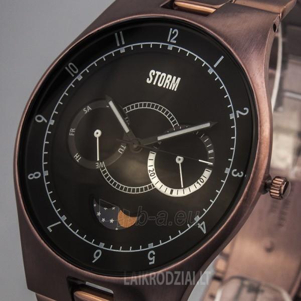 Vīriešu pulkstenis STORM Alvas Brown Paveikslėlis 5 iš 7 30069609305