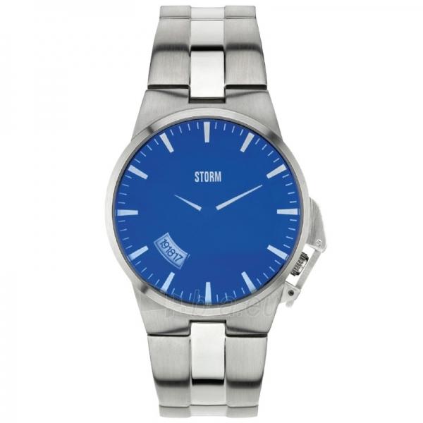 Male laikrodis STORM Alvor Lazer Blue Paveikslėlis 1 iš 1 30069609308