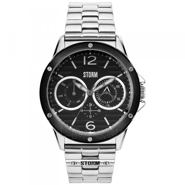 Male laikrodis STORM Aztrek Black Paveikslėlis 1 iš 1 30069609310