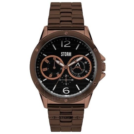 Vyriškas laikrodis STORM Aztrek Brown Paveikslėlis 1 iš 1 30069609311