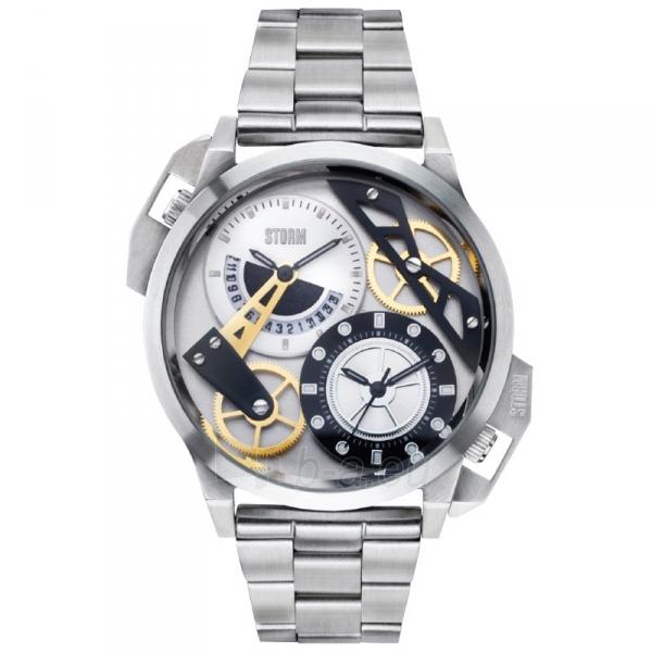 Men's watch Storm Dualon Silver Paveikslėlis 1 iš 7 30069601809