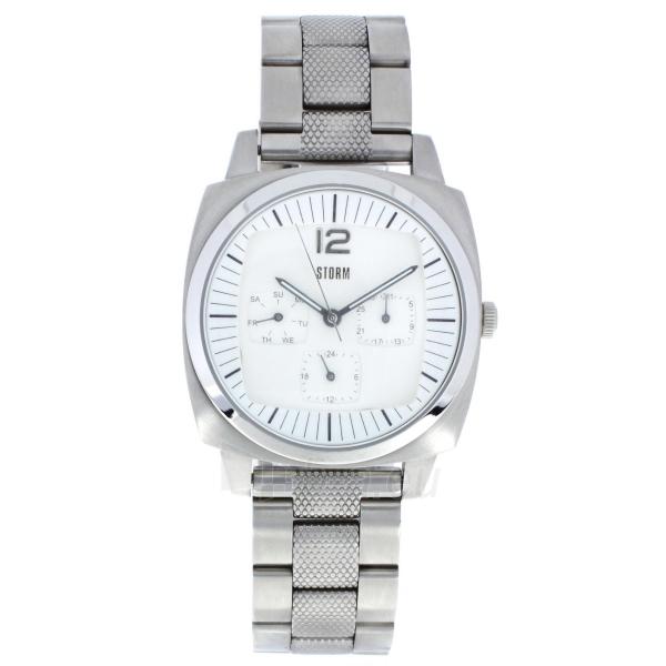Male laikrodis STORM Epsilon Silver Paveikslėlis 1 iš 1 30069609329