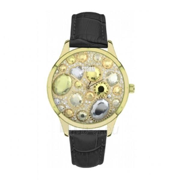 Male laikrodis Storm Gemonite Gold Paveikslėlis 1 iš 1 30069609332