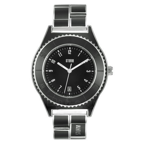 Vīriešu pulkstenis STORM KANTI BLACK Paveikslėlis 1 iš 1 30069609335