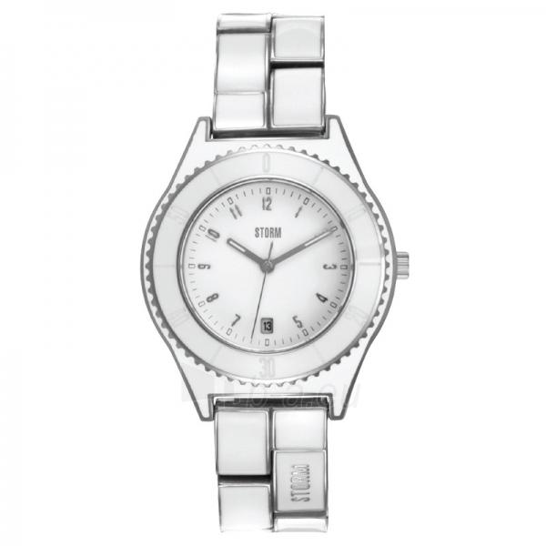Vyriškas laikrodis STORM KANTI WHITE Paveikslėlis 1 iš 1 30069609336