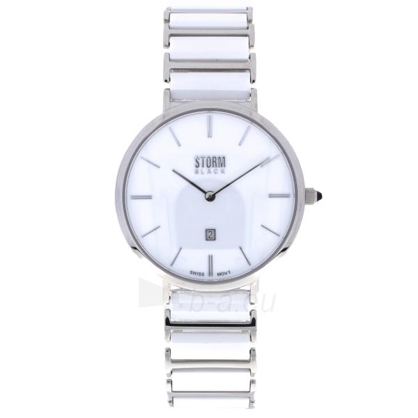 Vyriškas laikrodis Storm Lex White Paveikslėlis 1 iš 1 30069609337