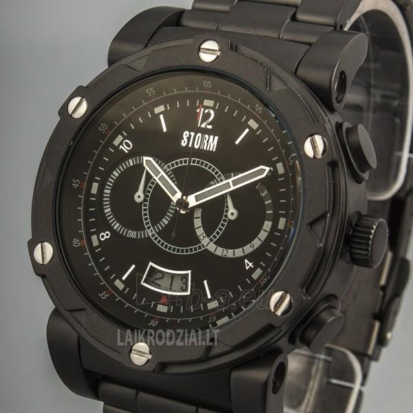 Vīriešu pulkstenis STORM Maxitron Slate Paveikslėlis 5 iš 7 30069609342