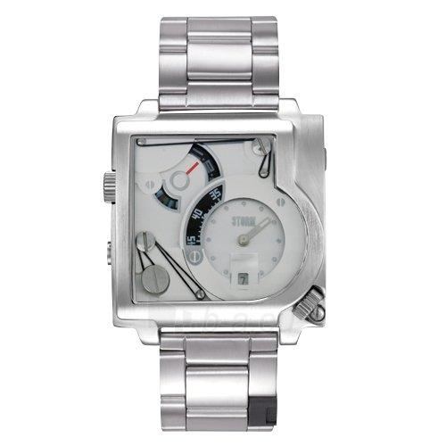 Vyriškas laikrodis Storm Montecristo Silver Paveikslėlis 1 iš 1 30069609354