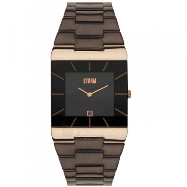 Vīriešu pulkstenis Storm Omari XL Brown Paveikslėlis 1 iš 1 30069609359