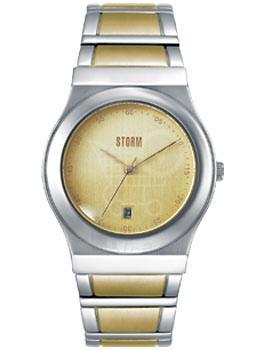 Male laikrodis Storm Onis XL Gold Paveikslėlis 1 iš 1 30069609361
