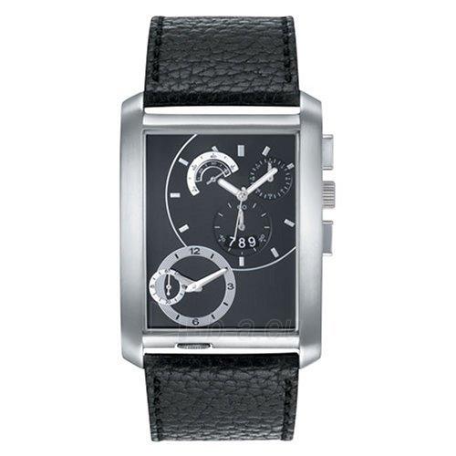 Vyriškas laikrodis STORM PACINO LEATHER BLACK Paveikslėlis 1 iš 1 30069609362